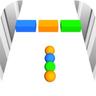 Color Snake Blocks APK