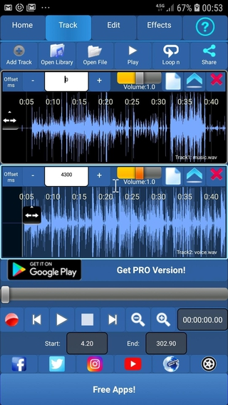 Audiosdroid Audio Studio APK 1 0 2 5 - download free apk