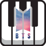 BTS Real Piano Tiles APK