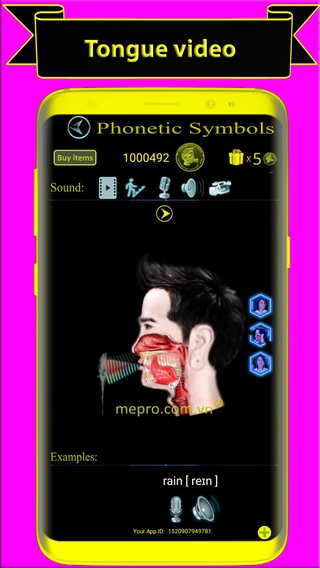 English Pronunciation APK 1 0 26 - download free apk from APKSum