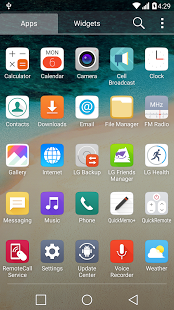 G5 UX 5 0 APK 2 1 - download free apk from APKSum