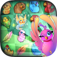 Birds Smash: Match 3 Party APK