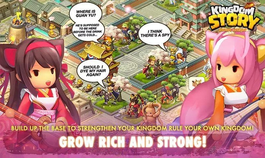 Kingdom Story 2.27.kg apk screenshot