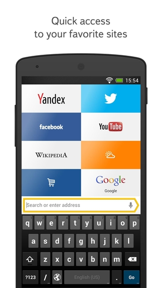 Yandex Browser Beta APK 19 7 4 72 - download free apk from
