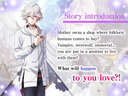 Otome dating spill for PC