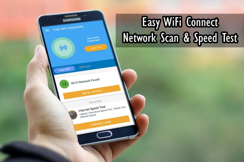 Free WiFi Anywhere APK 1 0 8 - download free apk from APKSum