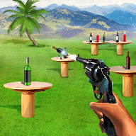 Bottle Shooter Expert APK