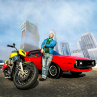 Gangster Battle Royale City Survival Land APK