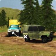 Dirt Trucker: Muddy Hills APK