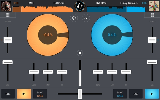 Cross DJ APK 3 4 0 - download free apk from APKSum