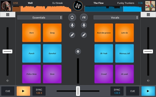 Cross DJ 3.0.6 apk screenshot