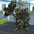 X Ray Robot Helicopter APK