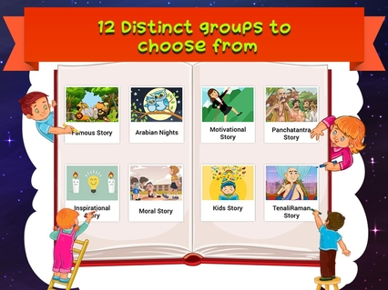English Stories APK 1 4 11 - download free apk from APKSum