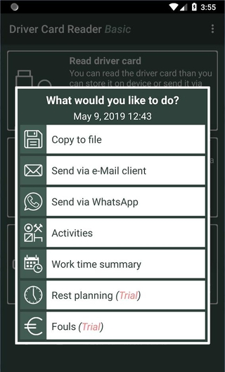Driver Card Reader Free APK 2 5 1 - download free apk from