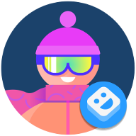 AR Stickers: Winter Sports APK