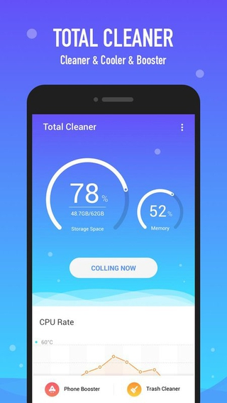 Total Cleaner APK 1 1 5 - download free apk from APKSum