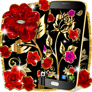 Gold Rose Live Wallpaper Apk 100 Download Free Apk From Apksum