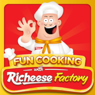 Richeese Factory Fun Cooking APK