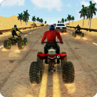 ATV Quad Moto Racing APK