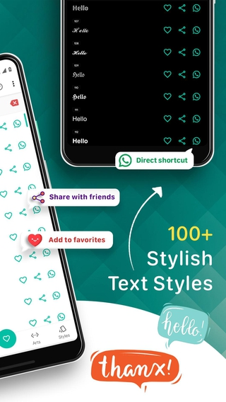 Stylish Text APK 2 2 1 - download free apk from APKSum