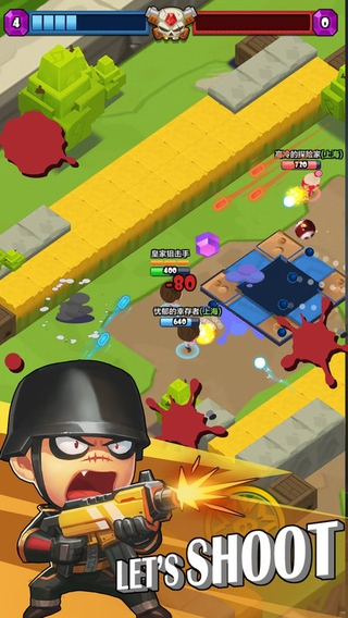 Wild Clash 1.2.0.4299 apk screenshot