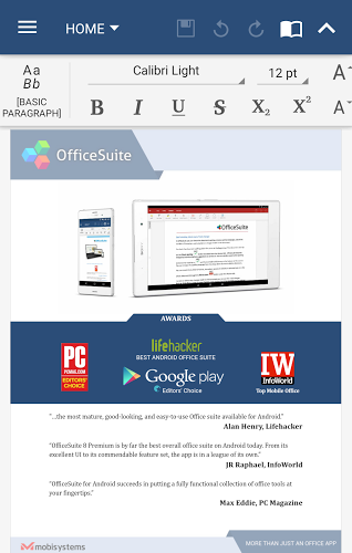 office suite pro 6 apk
