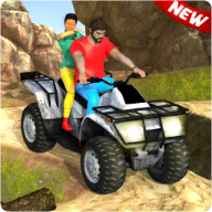 Offroad quad bike game APK