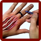 Hand Art Illusion APK