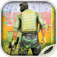 Paintball Arena Challenge APK