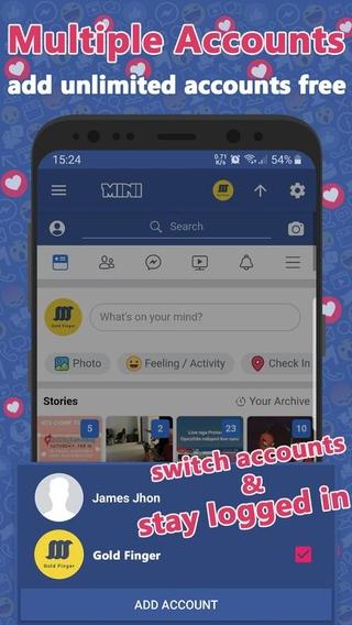 Mini Social APK 1 4 6 - download free apk from APKSum