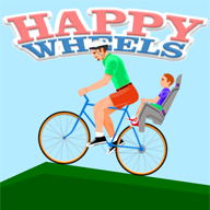 happy wheels game APK