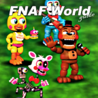 FREEGUIDE FNAF World APK