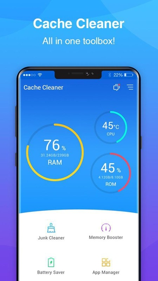 Cache Cleaner APK 1 0 6 - download free apk from APKSum