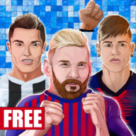 Free Soccer Game 2018 - Fight of heroes APK
