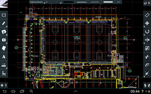 CAD Touch Pro APK 5 0 9 - download free apk from APKSum