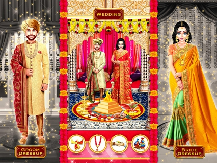 Royal South Indian Wedding Ritual And Saree Fashion Salon Apk 1 2 Download Free Apk From Apksum