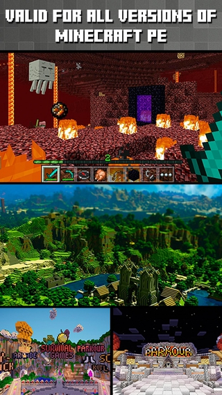 Servers for Minecraft PE APK 2 16 - download free apk from