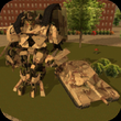 Robot War Machine APK