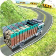 Indian Mountain Heavy Cargo Truck APK
