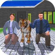 Family Pet Tiger Adventure APK