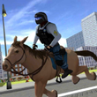Mounted Police Horse 3D APK