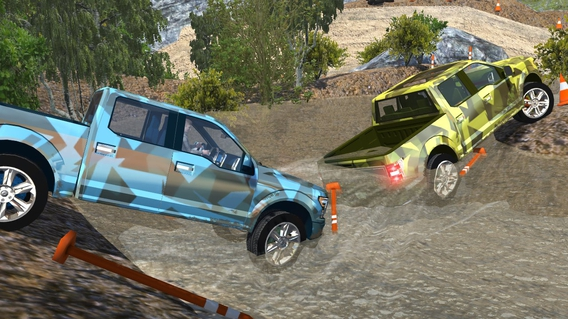Offroad Pickup Truck F 1.0 apk screenshot