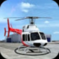 helicopter flying APK