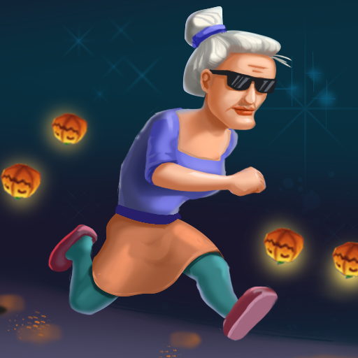 Angry Grany - Running Game 2019 APK