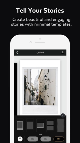 UNFOLD APK 4 1 2 - download free apk from APKSum