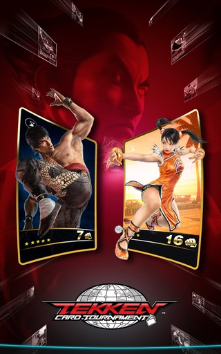 Tekken Card 3.422 apk screenshot