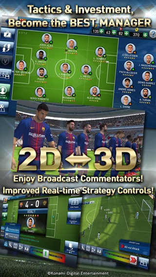 PES CLUB MANAGER APK 2 3 4 - download free apk from APKSum