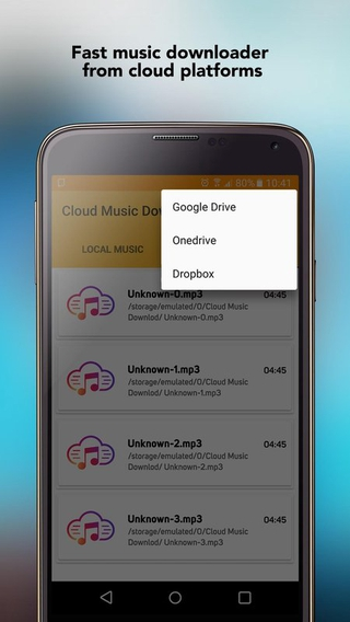 Cloud Music Download APK 1 8 - download free apk from APKSum