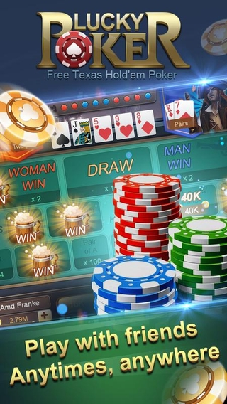 Lucky Poker Apk 1 0 7 Download Free Apk From Apksum