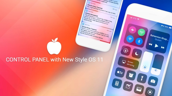 iOS Launcher APK 1 1 38 - download free apk from APKSum